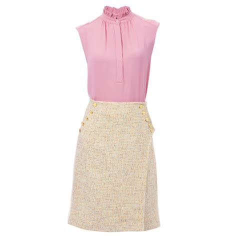 pattern of review article pattern review vogue 9209 skirt threads