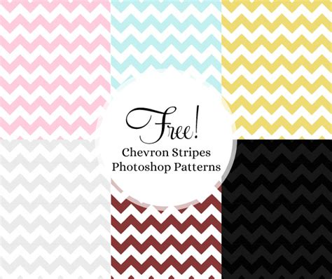 Photoshop Pattern Templates | 240 free chevron patterns papers templates backgrounds