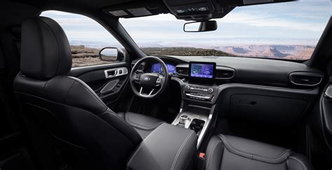 2020 Ford Explorer Linkedin by Photos 2020 Ford Explorer Gets Powerful Engines Lots Of