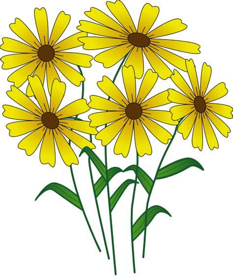 free printable flowers clip art spring flowers clip art free printable 4 cliparting com