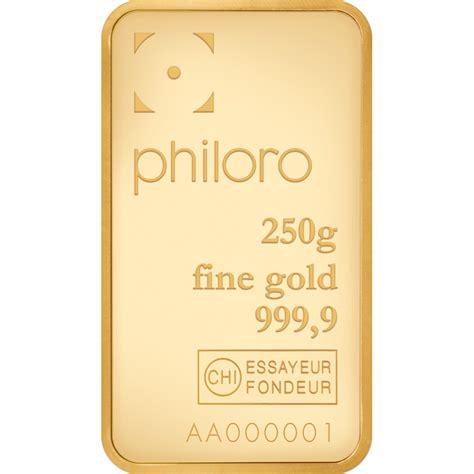 Anlene Gold 250gr goldbarren 250g philoro