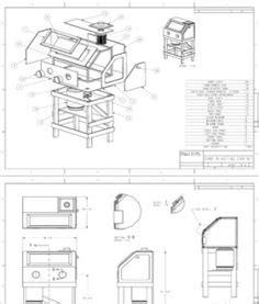blast your bench pdf popular mechanics plans homemade sandblasting cabinet