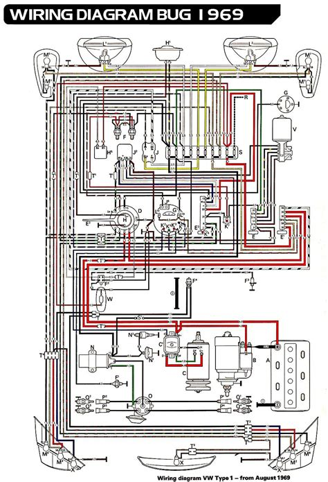 1974 75 beetle wiring diagram 1972 vw beetle engine