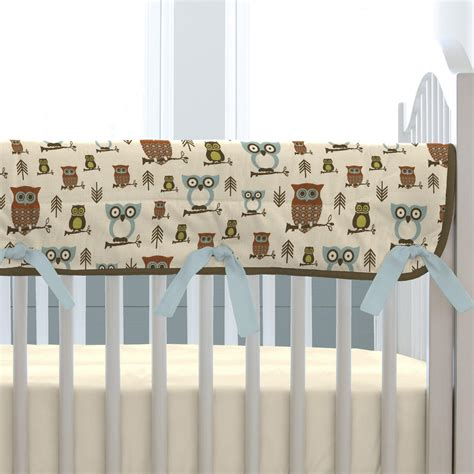 owl crib bedding for retro owls crib bedding owl print crib bedding carousel designs