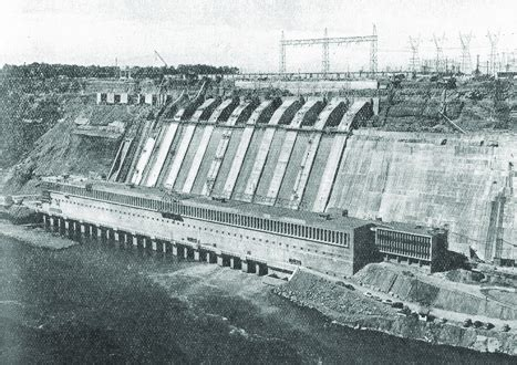 tesla hydroelectric power plant power station taps niagara the engineer the engineer