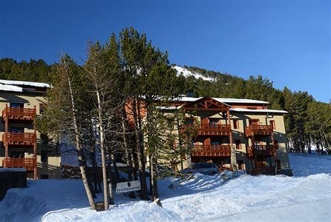 Résidence Club LES ANGLES : Club vacances ski MMV Les Chalets de l'Isard*** à LES ANGLES