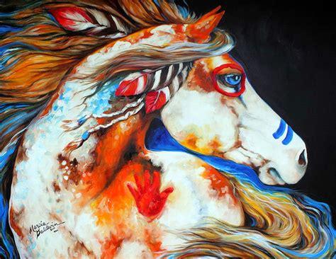 las imágenes figurativas caballos de marcia baldwin pinturas figurativas modernas