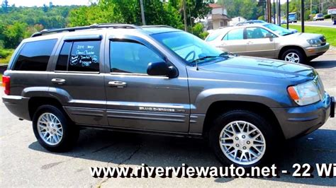 How To Put Jeep Grand In 4wd 2004 Jeep Grand Limited 4wd 4dr Suv 4 7l V8 At