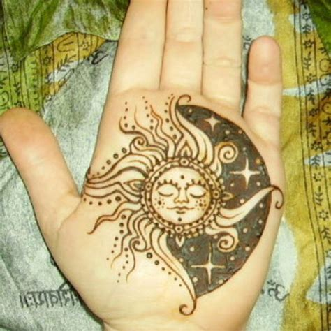 moon and star henna tattoo 17 best images about awesome ideas on