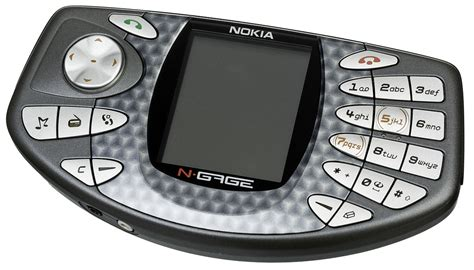 nokia console n gage device
