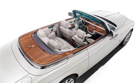 rolls royce drophead interior rolls royce maharaja phantom drophead coupe unveiled
