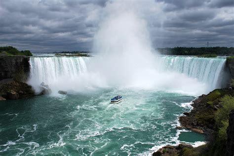 jet boat up waterfall free images landscape sea coast nature waterfall