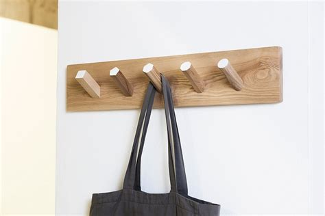 designer coat hooks modern wall coat hooks geo coat rack british design