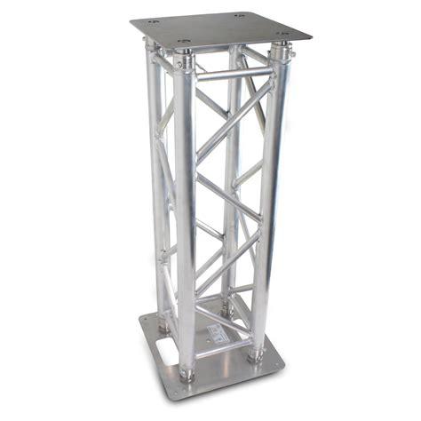 dj light stand accessories vonyx professional mobile dj truss plinth lighting stand
