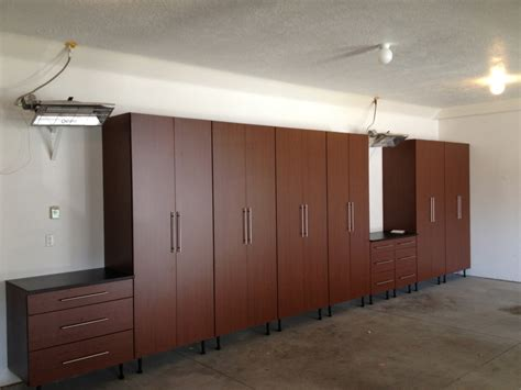 garage cabinets quality pro garage cabinets cherry