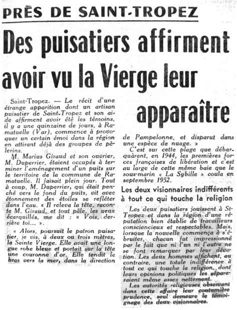 ovni - Les OVNIS vus de près: France 1954, début octobre