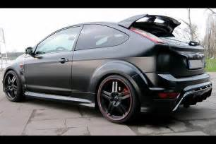 Ford Focus Rs Horsepower Germany Tuned Ford Focus Rs To 420 Horsepower