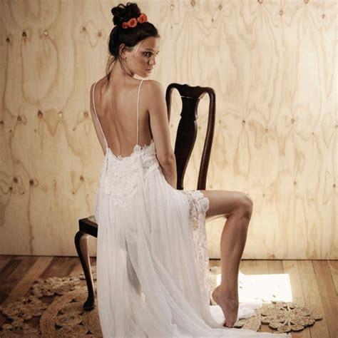 113 Bohemian Dress cheap boho wedding dress australia mini bridal