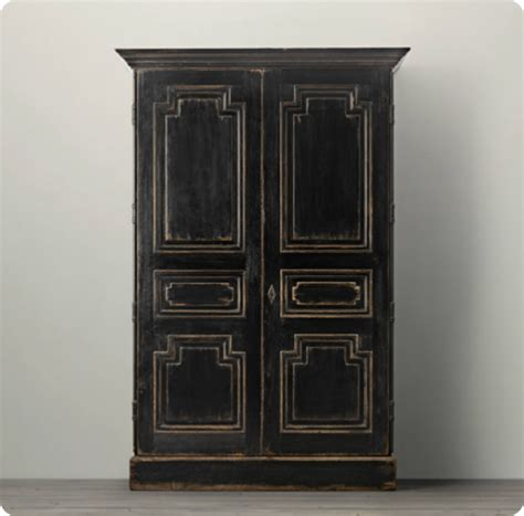 black distressed bedroom furniture distressed black armoire thinking of redo ing my