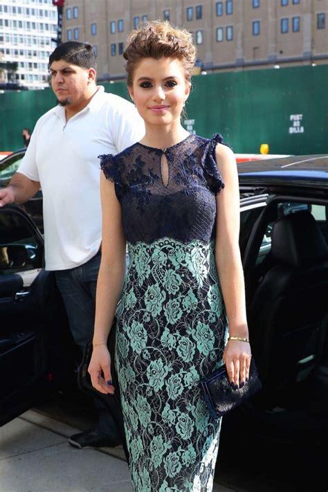 sami gayle pregnant sami gayle leaves a fashion event at new york fashion