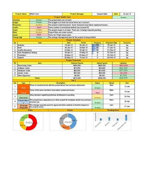 daily status report template xls excel weekly status report template docshare tips