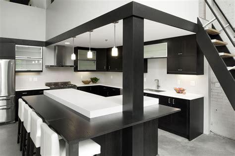 minimalist riverfront loft  pawtucket idesignarch