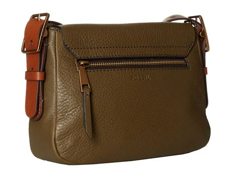 Fossil Small Canteen Bag Ori 1 fossil small crossbody canteen zappos free