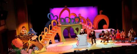 Painting A Bedroom Ideas photo coverage lipscomb theatre s seussical the musical