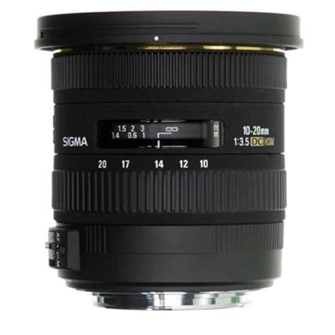 Sigma Lens 10 20mm F3 5 Ex Dc Hsm sigma 10 20mm f3 5 ex dc hsm for nikon