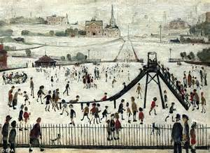 20th Century Ls by Lowry S Insult To Manchester Daily Mail