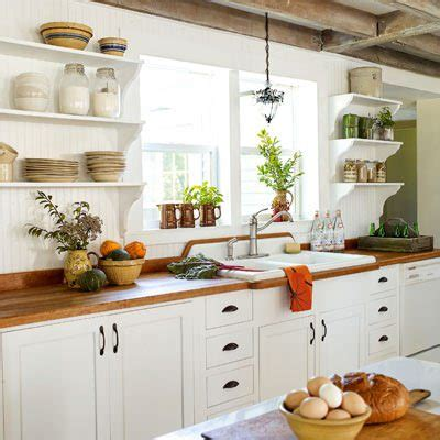 simple decorating ideas on a budget town country living today s country kitchen decorating the budget decorator