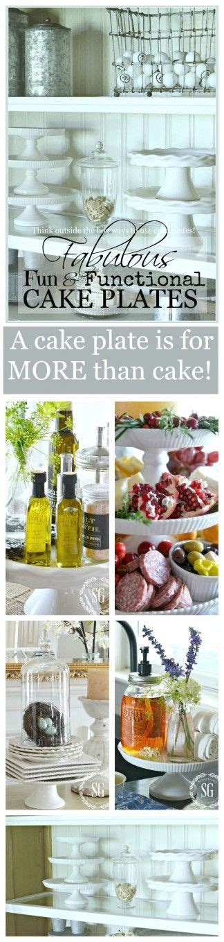 fabulous fun and functional cake stands not just for 58 best images about entertaining on pinterest diy cake