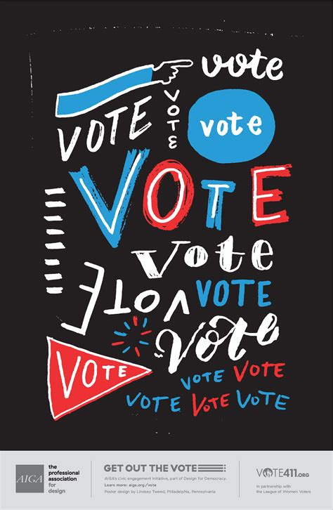 Voting On What To Call The In My W by 13 Wonderful Us Election Posters Designed To Inspire
