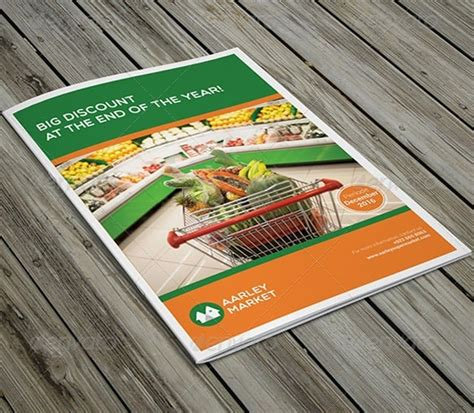 product layout in supermarket 2014 free premium brochure templates 56pixels com