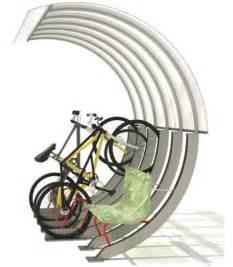 Backpack Storage Ideas bike arc s designs green bike racks