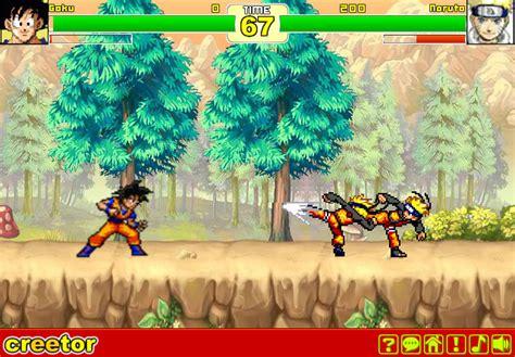 jouer 224 anime fighting creation jeux gratuits en ligne