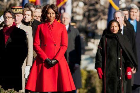 Nabilla Dress By Wearing Klamby obama s dress collection a slide show of