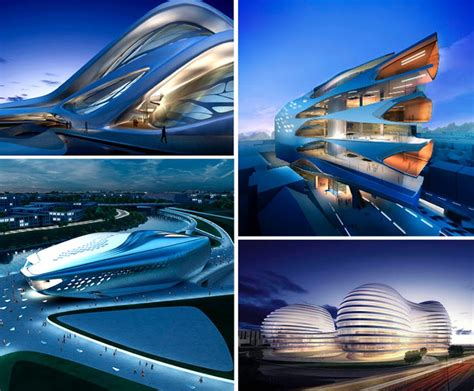 radical architecture parametric style radical architecture by zaha hadid