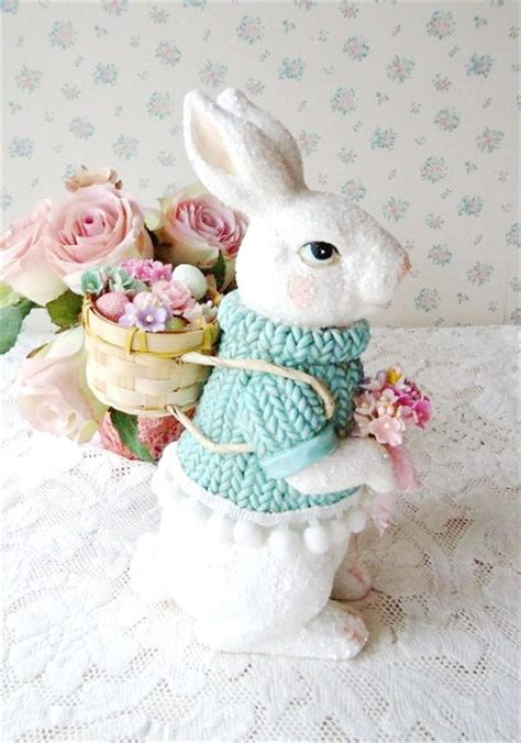 15 shabby chic easter holiday decorations little girl