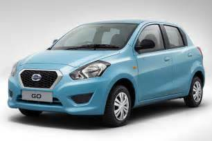 nissan new car go nissan launches datsun go hatchback in india price