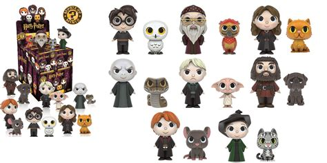 Mystery Minis Harry Potter harry potter mystery minis s 233 rie 1 figurine vinyl 6 cm bo 238 te al 233 atoire funko fk9657
