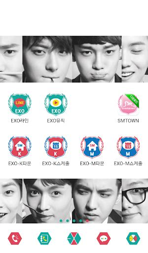 theme line exo download download exo dodol theme expansion pack android apps apk