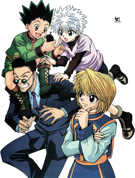 gon freeks hunter x hunter wiki fandom powered by wikia image friends png hunter x hunter wiki fandom