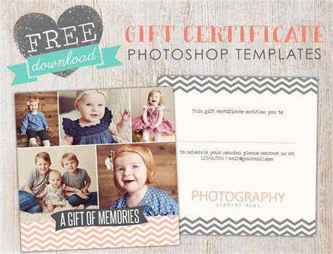 shopify gift card template free gift certificate template photoshop birdesign