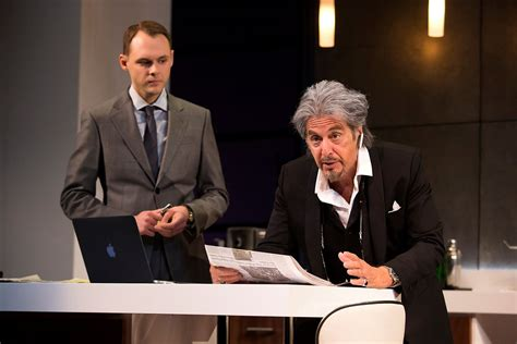 china doll al pacino david mamet s china doll is the worst play since moose
