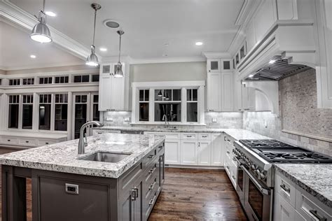 kitchen island lighting with advanced appearance traba homes charming white granite countertops for elegant kitchen