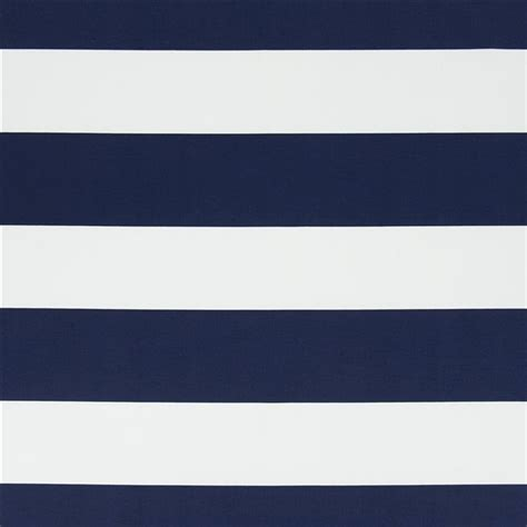 White Strif Navy lighthouse stripe white navy fabric ralph