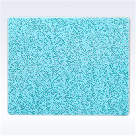 mats home aqua caviar leather mouse mat mouse mats home