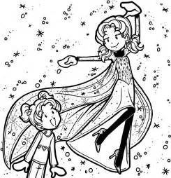 dork diaries coloring pages free coloring pages of skating sensation