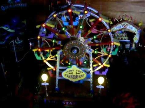 the starburst ferris wheel lemax the starburst doovi
